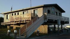 Wangerooger Yachtclub e.V - Clubhaus