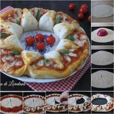 ghirlanda di pizza