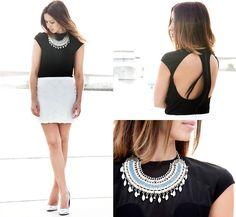 METALLICS (by Friend in Fashion *) http://lookbook.nu/look/4163058-METALLICS