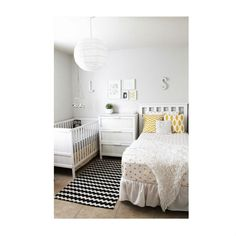 Nice Sharing A Room With Baby: 8 Space Saving Ideas