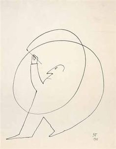 Untitled - Saul Steinberg