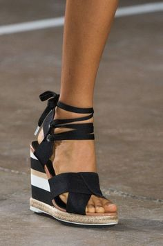 Sandal Wedge Summer