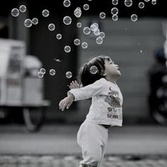 Bubble picture. I MUST do this.
