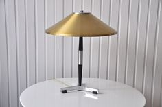 Jo Hammerborg President Fog & Mørup Made in Denmark fog morup table lamp
