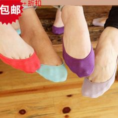 Warm comfortable cotton bamboo fiber girl women's socks ankle low female invisible color girl boy hosiery 1pair=2pcs WS43