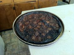 Image result for burnt food in oven Media To Share, Burnt Food, Griddle Pan, Oven, Meals, Baking, Dinner, Social Media, Image