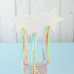 Sparkly Wand Favors by Beau-coup