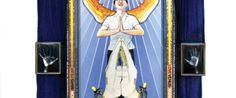 Outsider Artist Paul Laffoley Illustrates The End Of The Universe