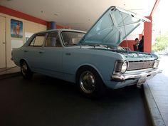 Chevrolet Opala de luxo 1969