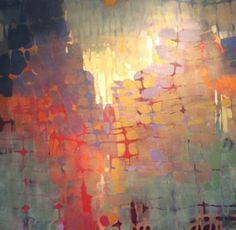 """""""Let it Shine,"""" 40"""" x 40"""", Robert Langford"""