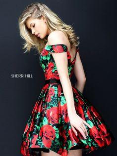 Sherri Hill 50597