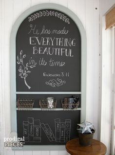 Old doors windows have so much potential to add charm to your decor. I'm taking a repurposed screen door and turning it into a chalkboard DIY style Old Doors, Windows And Doors, Diy Craft Projects, Diy Crafts, Chalk It Up, Diy Chalkboard, Roomspiration, Repurposed, Farmhouse Ideas