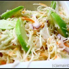 Salata de varza cu mere si dressing de iaurt Diabetic Recipes, Vegetarian Recipes, Cooking Recipes, Healthy Recipes, Romanian Food, Hungarian Recipes, International Recipes, Raw Vegan, Vegetable Recipes