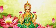 A Lakshmi Mantra For Alleviating Poverty ( Daridra Nivaran )