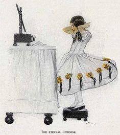 Anna Whelan Betts (1875–1952) American illustrator
