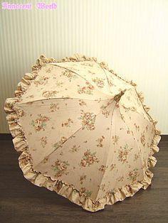 Innocent World » Umbrella & Parasol » Antique Rose Umbrella