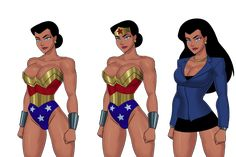 Wonder Woman (outfits)