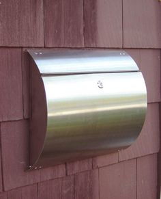 1000 Ideas About Stainless Steel Mailbox On Pinterest