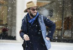 New York Winter Style