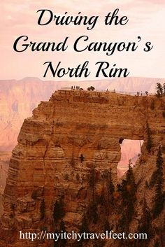 How to take a scenic drive on the North Rim of the Grand Canyon. You're going to want to add this drive to your Arizona travel plans.