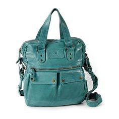 A&U Goody Bag in Aqua at resoul.com