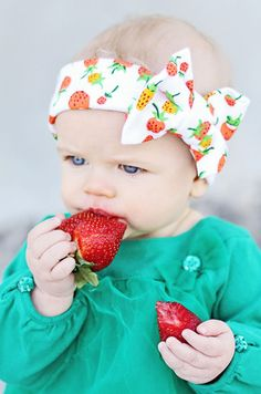 Berry Smitten- Bow Style from Lemons and Lace!! So cute!