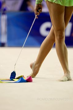 the most nerve racing part of gymnastics is before your floor ruten starts ..... trust me ive  been there