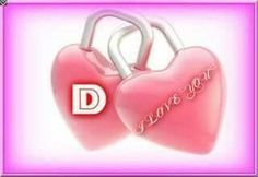 I LOVE YOU. D
