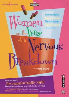 mujeres al borde de un ataque de nervios - Pesquisa Google