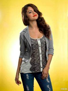 Selena pour la nouvelle collection de Dream Out Loud