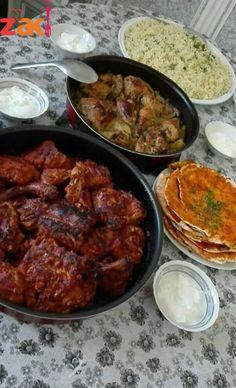 طريقة تتبيلة الجاج التركي التتبيلة يا صبايا روووعة  أطباق دجاج وطيور أطباق رئيسية