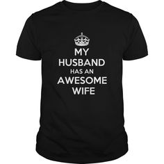 my husband has an awesome wife