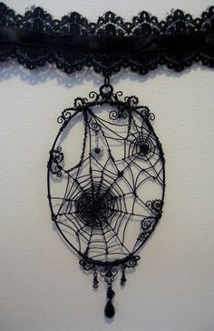 Cobweb Portrait by *Corviid