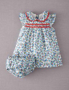 Mini Boden | Pretty Tea Dress