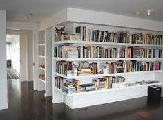 Znalezione obrazy dla zapytania bookshelf ideas