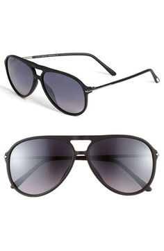 Tom Ford Aviator Sunglasses available at #Nordstrom