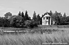 'This Old Manitoba Farmhouse' - near Hamiota, Manitoba, Canada