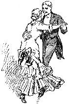 Victorian Dancing Etiquette - Adam Angel