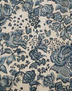 detail of 'wentke' (women's overcoat) in mourning colors - Hindeloopen, Netherlands, 1750-1800
