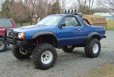 lifted Subaru Brat