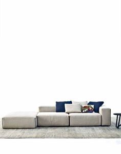 Field sofa, Moroso