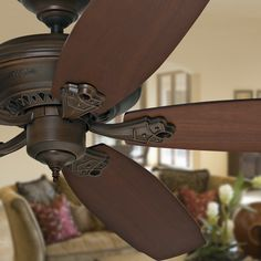 Hunter vancouver 52 in new bronze ceiling fan 21321 at the home hunter vancouver 52 in new bronze ceiling fan 21321 at the home depot mobile decor pinterest ceiling fans ceiling and bronze ceiling fan mozeypictures Choice Image