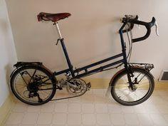 Drews mini blog: The portable bike