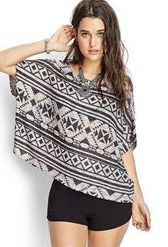 Modelo blusinha