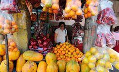 Discuten plan para apoyar la producción  de frutas frescas