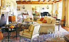 Madeline Stuart Traditional Home magazine