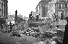 centenariojuanlopez @centenariojuanl  19 de mar. #Murcia. Exposición @centenariojuanl Los baños árabes fueron destruidos para construir la Gran Vía de Murcia.