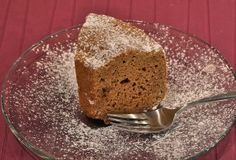 Gluten-Free Pumpkin Gingerbread Cake -- a happy blend of fall flavors! #glutenfree