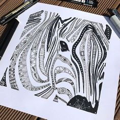 Try something different!  Which animal is your favorite??  I'm like a zebra  I got so many stripes