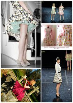 De Tacones y Bolsos: Complementos y Lolitas, artículos creados de manera artesanal. Complementos y una línea de ropa.
